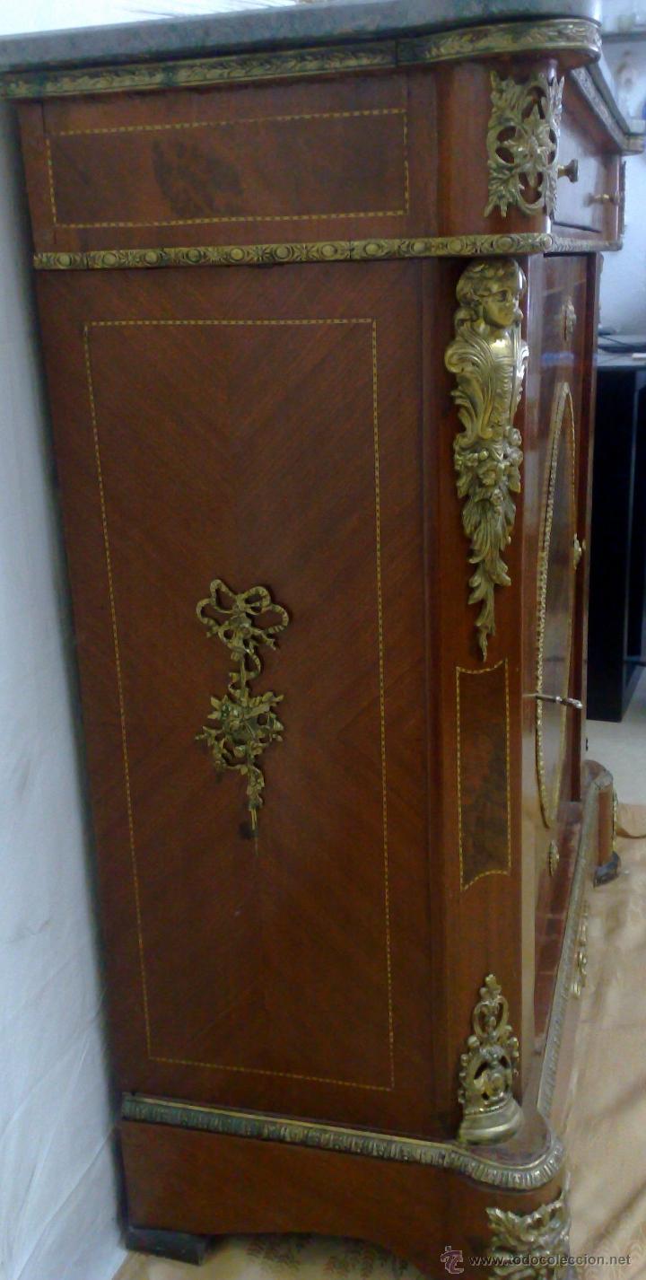 Antiguo mueble entred s de estilo franc s comprar - Muebles estilo antiguo ...