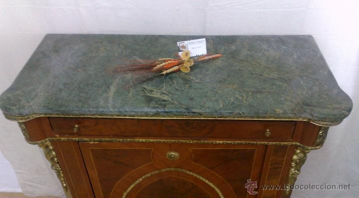Antigüedades: ANTIGUO MUEBLE , ENTREDÓS, DE ESTILO FRANCÉS. - Foto 29 - 30021603