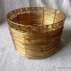 Antigüedades: ANTIGUO CENTRO DE BRONCE. Lote 39779486