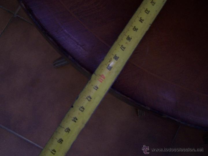Antigüedades: Dos mesas de te inglesas antiguas - Foto 33 - 41819036