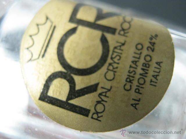 Antigüedades: Bello Cristal de Roca al 24 % - plata ley 925 - Foto 4 - 39810065
