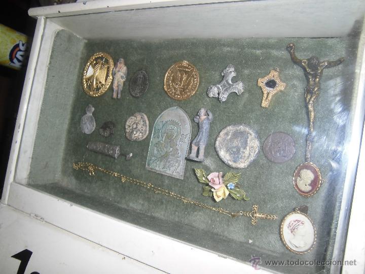 vitrina antigua expositor joyas joyeria oro mon - Comprar ...