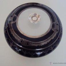 Antigüedades: CAJA DE PORCELANA PRECIOSA Y GRANDE. Lote 39851132