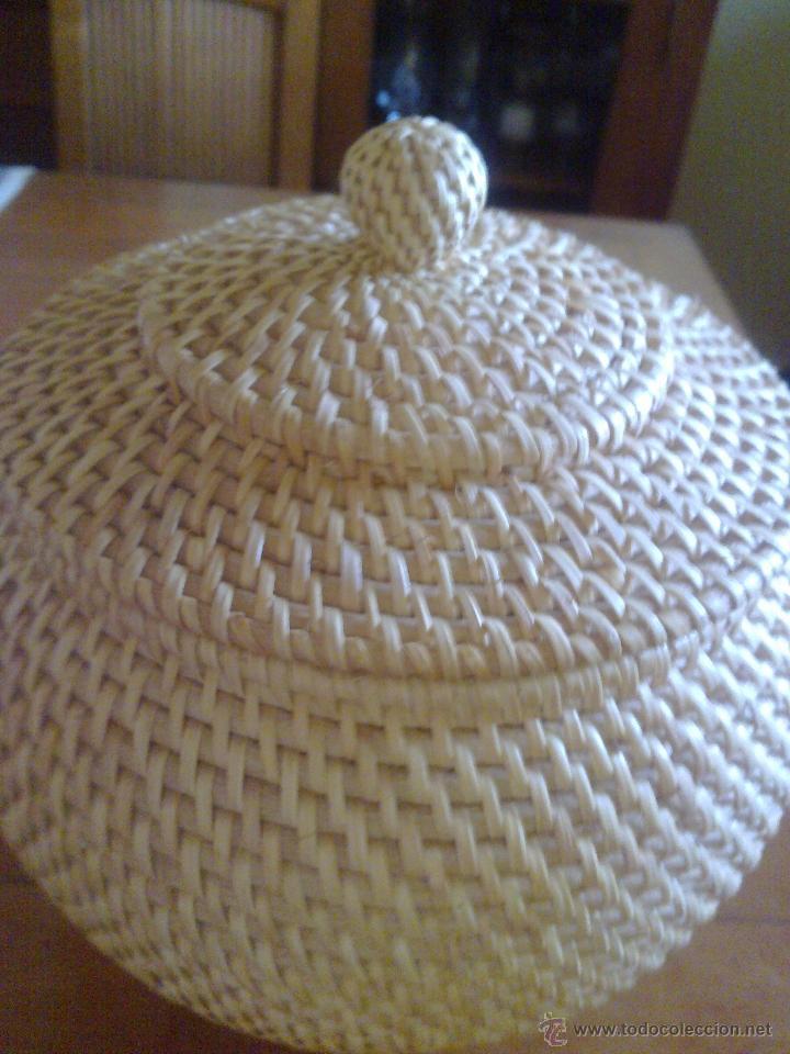 Antigüedades: Tetera con cesta - Foto 3 - 39957444
