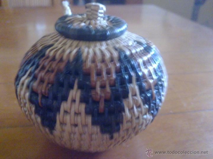 Antigüedades: Tetera con cesta - Foto 4 - 39957444