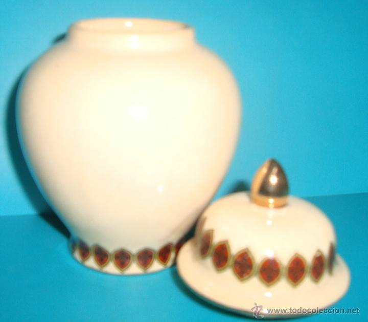Antigüedades: JARRON - TIBOR - BOTE DE PORCELANA SATSUMA JAPÓN 11cm. DE ALTO - Foto 3 - 39966464