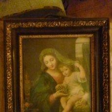 Antigüedades: VIRGEN DE LAS UVAS. Lote 39972257