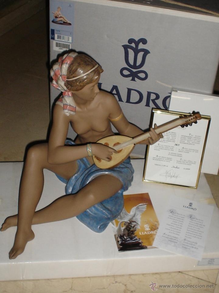 LLADRO SCHEHERAZADE, EDICION LIMITADA SOCIEDAD DE COLECCIONISTAS (Antigüedades - Porcelanas y Cerámicas - Lladró)