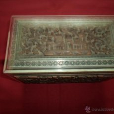 Antigüedades: ARQUETA DEL SXIX. Lote 40024293