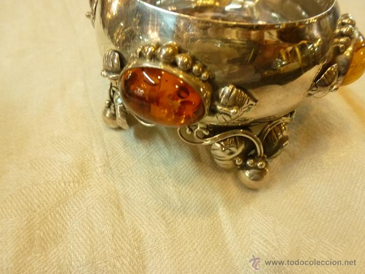 Antigüedades: caja con caballero en plata - Foto 21 - 40031419