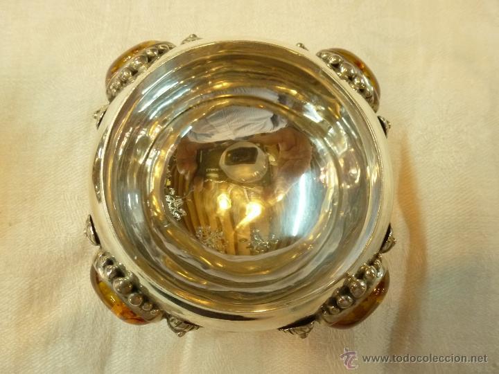 Antigüedades: caja con caballero en plata - Foto 24 - 40031419