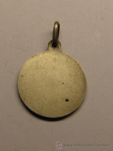 Antigüedades: Medalla religiosa San Isidro Labrador. - Foto 2 - 40048850