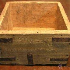 Antigüedades: MEDIDOR DE GRANO. Lote 40051951