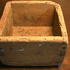 Antigüedades: MEDIDOR DE GRANO. Lote 40052147