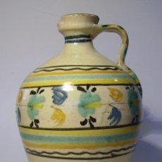 Antigüedades: ALCUZA CERAMICA PUENTE DEL ARZOBISPO XIX. Lote 40087561