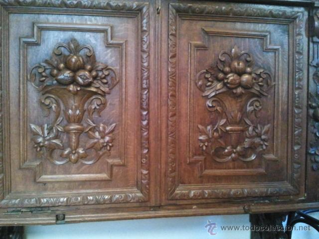 Antigüedades: BARGUEÑO ESPAÑOL Siglo XVIII - Foto 4 - 40088262
