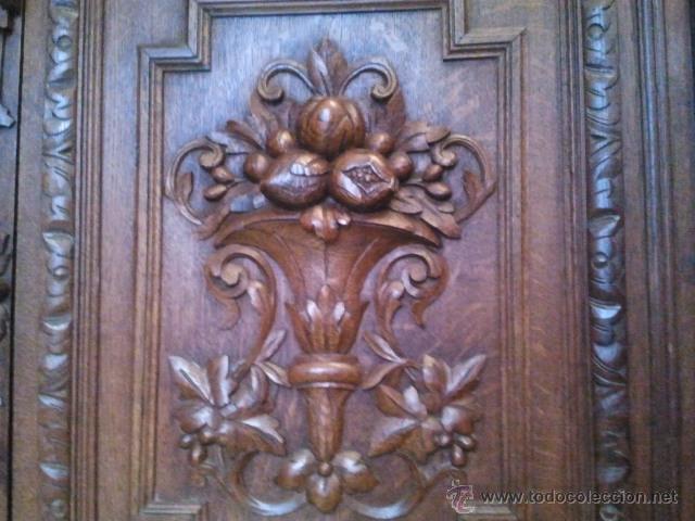 Antigüedades: BARGUEÑO ESPAÑOL Siglo XVIII - Foto 7 - 40088262