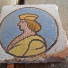 Antigüedades: AZULEJO OLAMBRILLAS ANTIGUAS TRIANA SEVILLA. Lote 40182308
