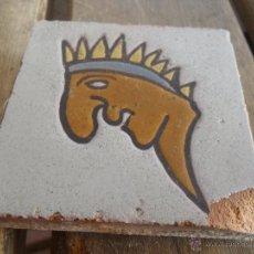 Antigüedades: AZULEJO OLAMBRILLAS ANTIGUAS TRIANA SEVILLA. Lote 40182862