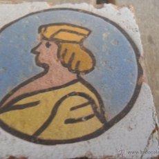 Antigüedades: AZULEJO OLAMBRILLAS ANTIGUAS TRIANA SEVILLA. Lote 40183030