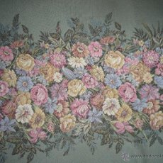 Antiquitäten - Tapiz de flores - 40183827