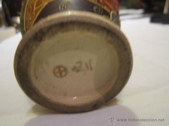 Jarr n de porcelana japon s con marca o crest comprar for Marcas de porcelana