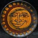 Antigüedades: PLATO EN CERÁMICA VIDRIADA DE VILA CLARA (LA BISBAL) GIRONA.. Lote 40281584