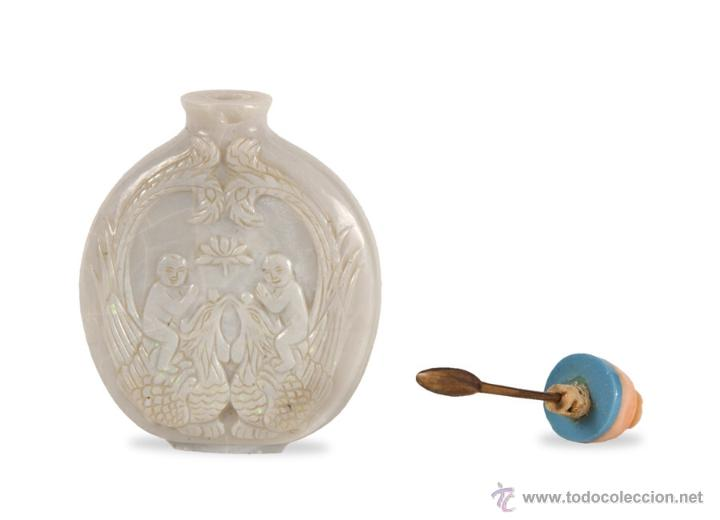 Antigüedades: Rara botella snuff bottle China. - Foto 5 - 40302792