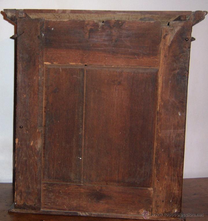 Antigüedades: Mueble Provenzal de colgar del SXVII- XVIII. - Foto 11 - 40319147