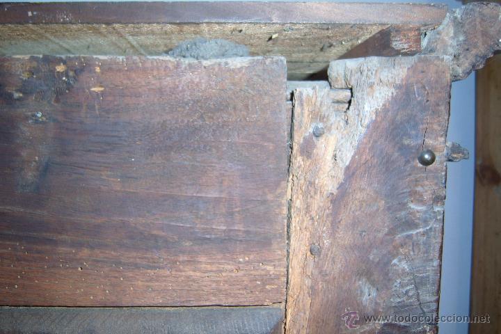 Antigüedades: Mueble Provenzal de colgar del SXVII- XVIII. - Foto 13 - 40319147
