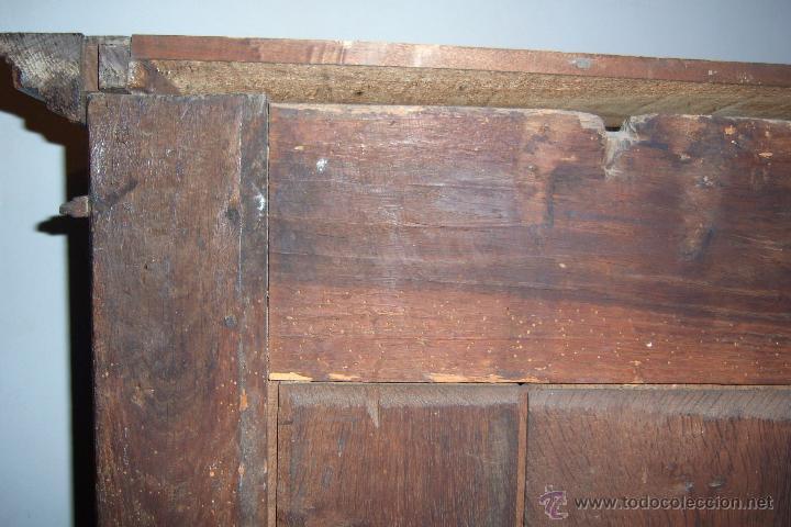 Antigüedades: Mueble Provenzal de colgar del SXVII- XVIII. - Foto 14 - 40319147