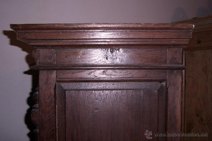 Antigüedades: Mueble Provenzal de colgar del SXVII- XVIII. - Foto 16 - 40319147