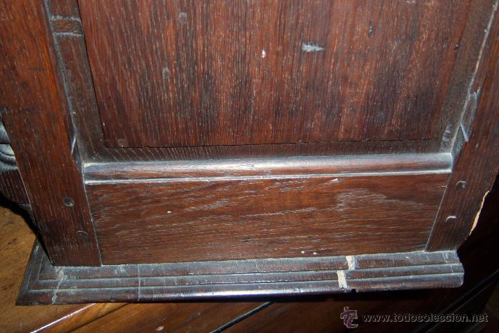 Antigüedades: Mueble Provenzal de colgar del SXVII- XVIII. - Foto 17 - 40319147