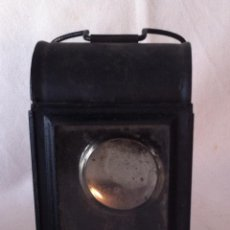 Antigüedades - Antiguo farol o linterna de vela - 40370094