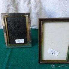 Antiquités: 2 PORTAFOTOS. Lote 40405194
