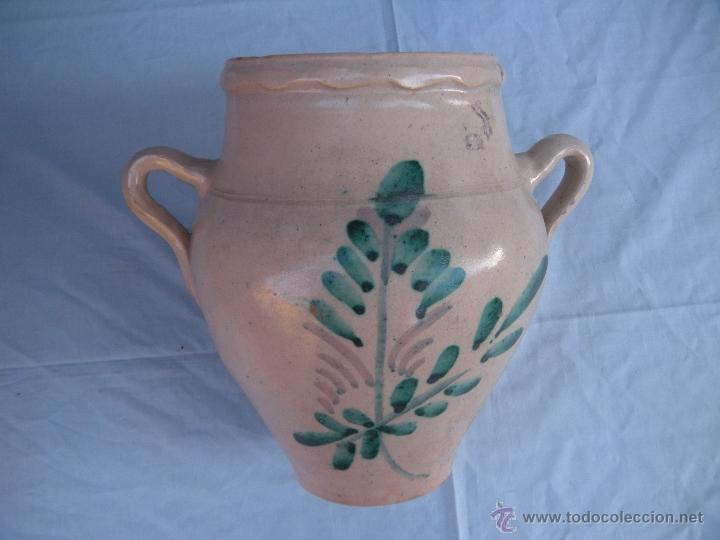 CERÁMICA POPULAR. ANTIGUA ORZA DE LUCENA, CÓRDOBA (Antigüedades - Porcelanas y Cerámicas - Lucena)
