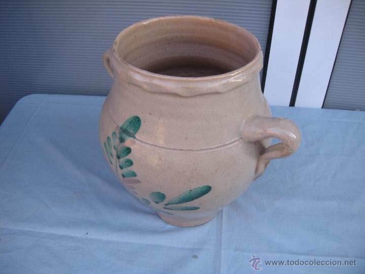 Antigüedades: CERÁMICA POPULAR. ANTIGUA ORZA DE LUCENA, CÓRDOBA - Foto 2 - 40408929