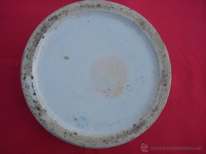 Antigüedades: DETALLE BASE DE APOYO - Foto 5 - 40413007