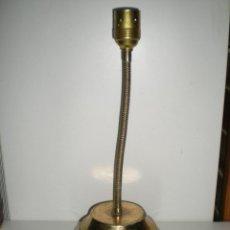 Antigüedades: ANTIGUO FLEXO O LAMPARA DE DESPACHO D BRONCE PRINCIPIOS DE SIGLO XX MARCA ZENITH CASI 3 KL DE PESO!!. Lote 40413315