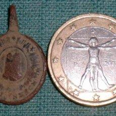 Antigüedades: MEDALLA SANTO ROSTRO SIGLO XIX . Lote 40500241