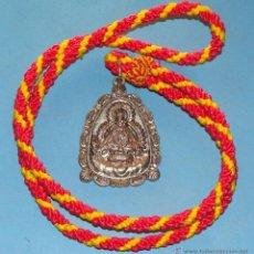 Antigüedades: MEDALLA MEDALLÓN RELIGIOSO. ANDÚJAR, JAEN. VIRGEN DE NUESTRA SEÑORA DE LA CABEZA.. Lote 40532930