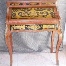 Antigüedades: SECRETER ESTILO LUIS XV. Lote 154645829
