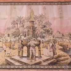 Antigüedades: TAPIZ MUY GRANDE. Lote 40566782