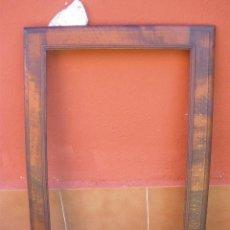 Antigüedades: ANTIGUO MARCO DE MADERA 60CM X 90CM. . Lote 40572336