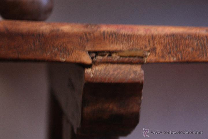 Antigüedades: Mesa de bargueño del SXVII. - Foto 7 - 40583070