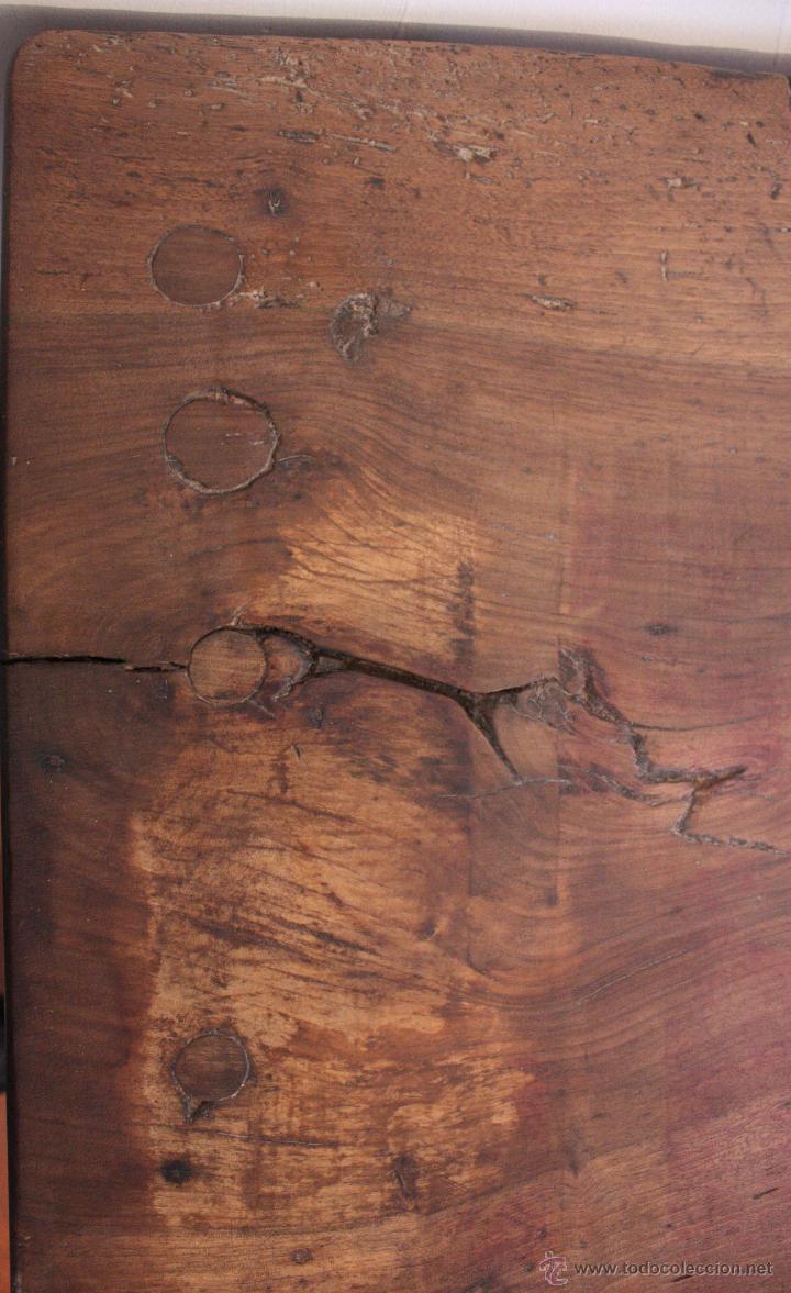 Antigüedades: Mesa de bargueño del SXVII. - Foto 11 - 40583070