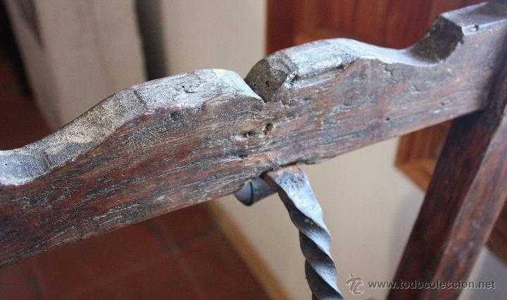 Antigüedades: Mesa de bargueño del SXVII. - Foto 14 - 40583070