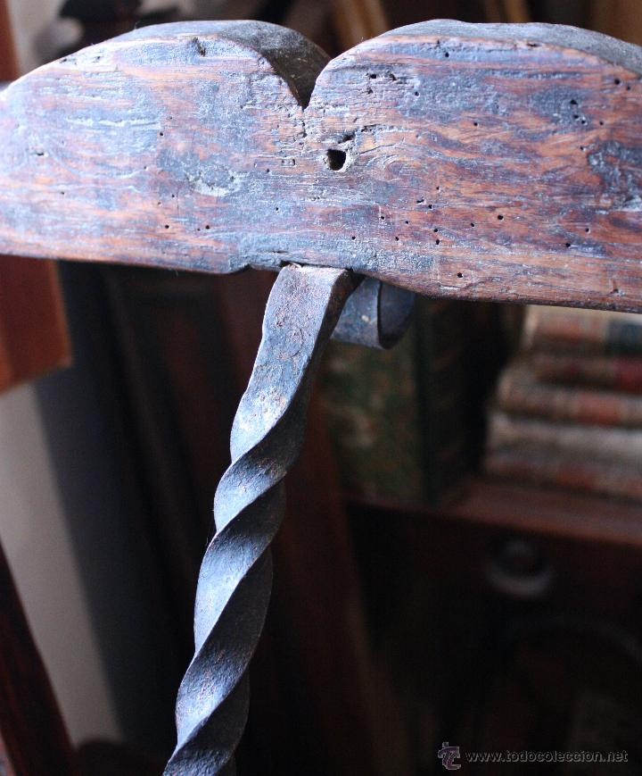 Antigüedades: Mesa de bargueño del SXVII. - Foto 16 - 40583070
