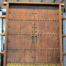 Antigüedades: PUERTA O PORTON. S. XVIII.. Lote 40592396