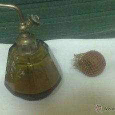 Antigüedades: ANTIGUO PERFUMADOR DECORADO CON FLORES.. Lote 40596644